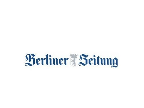 Berliner Zeitung Logo Portfolio Projekt Feature