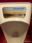 Wasserloses Urinal