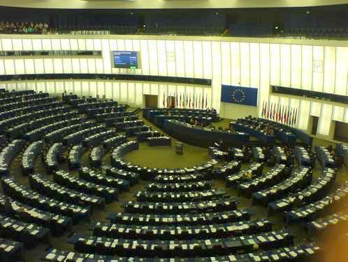 United Federation of Planets Parliament