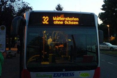Waltershofen ohne Ochsen