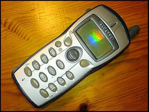 Erstes Handy