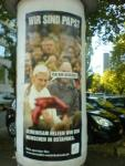 Vorläufiger Tiefpunkt der Papst-PR