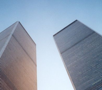 Twin Towers Martin Jost