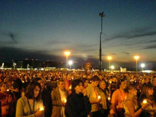 Vigil Messe Freiburg