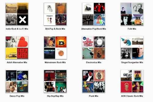 iTunes-Genius-Genres
