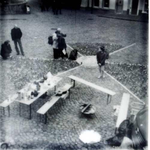 Anti-Atom-Mahnwache Augustinerplatz