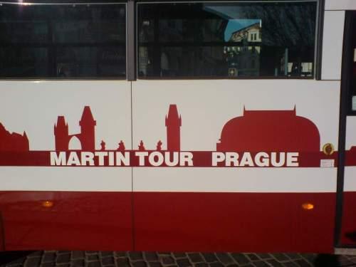 Martin tour