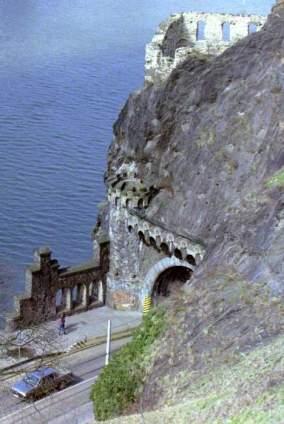 Tunnel Prag