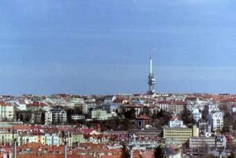Weltraumbahnhof Prag