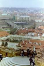 Brücke vom Hradshin