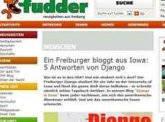 Ein Freiburger bloggt aus Iowa