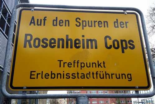 Treffpunkt Rosenheim-Cops-Führung