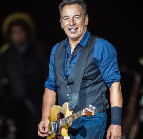 Bruce Springsteen beim Rosskilde Festival 2012