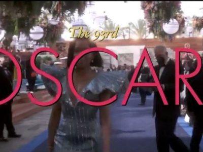 93rd Oscars Title Card
